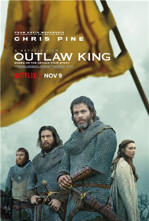 Outlaw King (2018) Poster