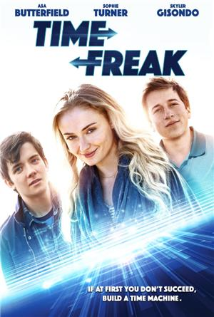 Time Freak (2018) Poster