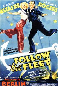 Follow the Fleet (1936) poster