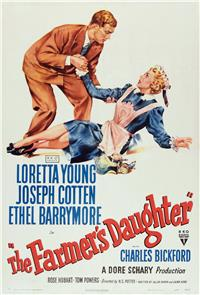 The Farmer's Daughter (1947) Poster