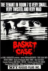 Basket Case (1982) 1080p Poster