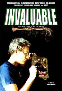 Invaluable: The True Story of an Epic Artist (2014) Poster