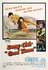 Good Times (1967) 1080p Poster