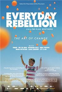 Everyday Rebellion (2013) 1080p Poster