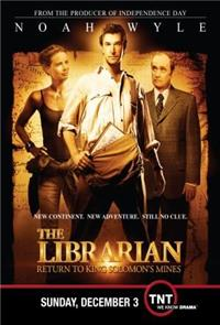 The Librarian: Return to King Solomon's Mines (2006) 1080p poster
