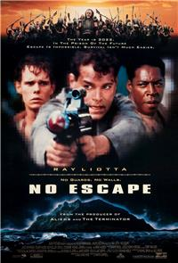 No Escape (1994) poster