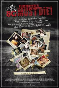 SuicideGirls Must Die! (2010) 1080p poster