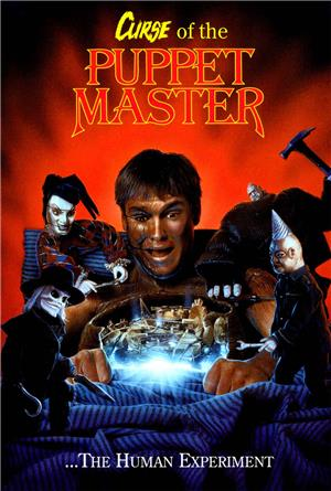 Curse of the Puppet Master (1998) 1080p Poster