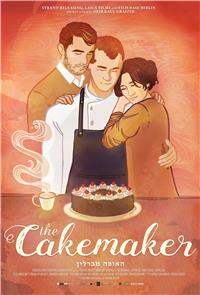 The Cakemaker (2017) 1080p Poster