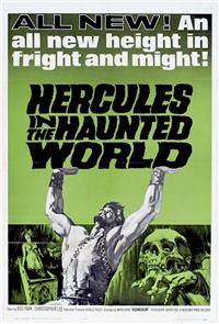 Hercules in the Haunted World (1961) poster