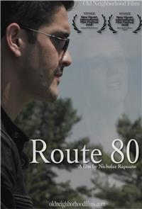 Route 80 (2018) Poster