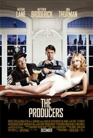 The Producers (2005) 1080p Poster