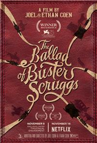 The Ballad of Buster Scruggs (2018) 1080p Poster