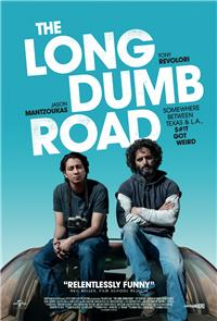 The Long Dumb Road (2018) Poster