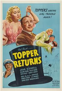 Topper Returns (1941) 1080p poster