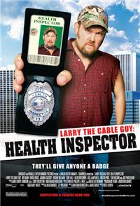Larry the Cable Guy: Health Inspector (2006) Poster