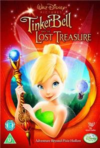 Tinker Bell and the Lost Treasure (2009) 1080p Poster
