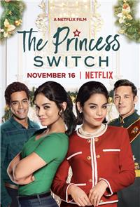 The Princess Switch (2018) 1080p Poster