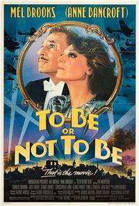 To Be or Not to Be (1983) Poster