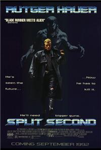 Split Second (1992) 1080p Poster