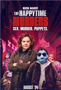 The Happytime Murders (2018) 1080p Poster