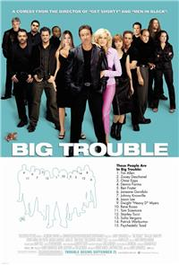 Big Trouble (2002) 1080p Poster
