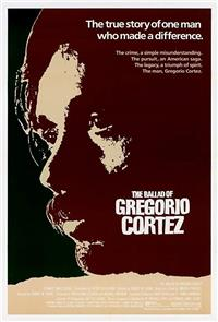 The Ballad of Gregorio Cortez (1983) Poster