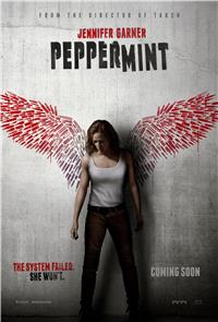 Peppermint (2018) 1080p Poster