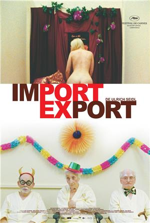 Import/Export (2008) 1080p Poster