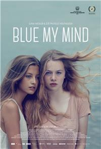 Blue My Mind (2018) Poster