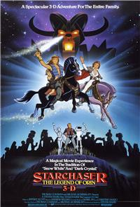 Starchaser: The Legend of Orin (1985) 1080p Poster