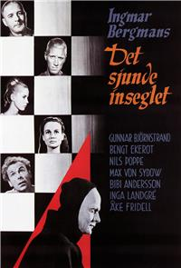 The Seventh Seal (1957) Poster