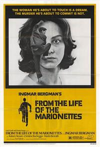 From the Life of the Marionettes (1980) Poster