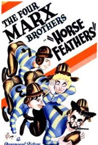 Horse Feathers (1932) 1080p Poster