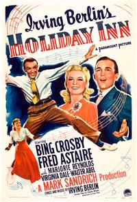 Holiday Inn (1942) 1080p Poster