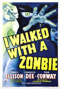 I Walked with a Zombie (1943) 1080p Poster