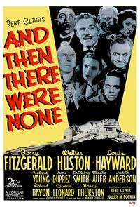 And Then There Were None (1945) 1080p Poster