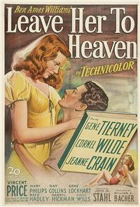Leave Her to Heaven (1945) 1080p Poster