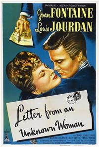 Letter from an Unknown Woman (1948) 1080p Poster