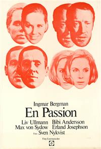 The Passion of Anna (1969) Poster