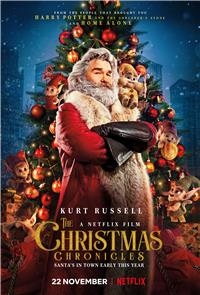 The Christmas Chronicles (2018) 1080p Poster