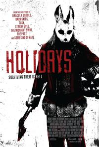 Holidays (2016) Poster