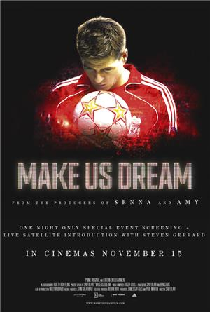 Make Us Dream (2018) 1080p Poster