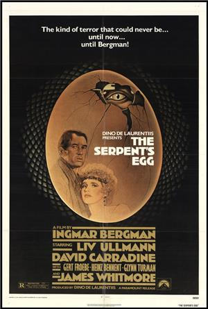 The Serpent's Egg (1977) 1080p Poster