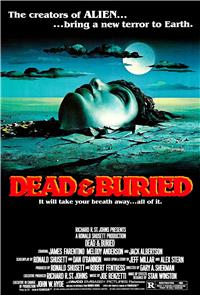 Dead & Buried (1981) Poster