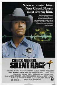 Silent Rage (1982) Poster