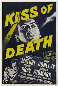 Kiss of Death (1947) Poster
