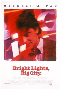 Bright Lights, Big City (1988) Poster