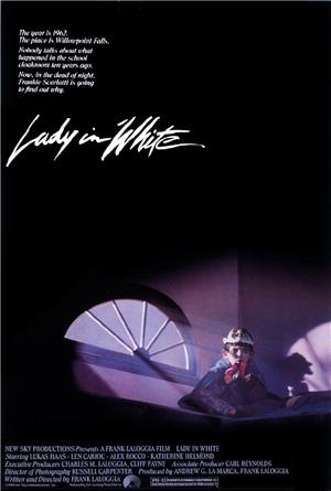 Lady in White (1988) Poster