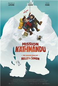 Mission Kathmandu: The Adventures of Nelly & Simon (2018) Poster